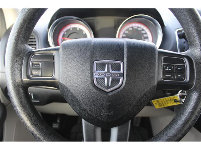 2016 Dodge Grand Caravan SE/SXT (Stk: 168648) in Medicine Hat - Image 14 of 17