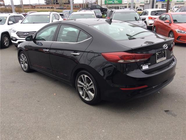 2017 Hyundai Elantra GLS (Stk: 16293A) in Dartmouth - Image 5 of 22