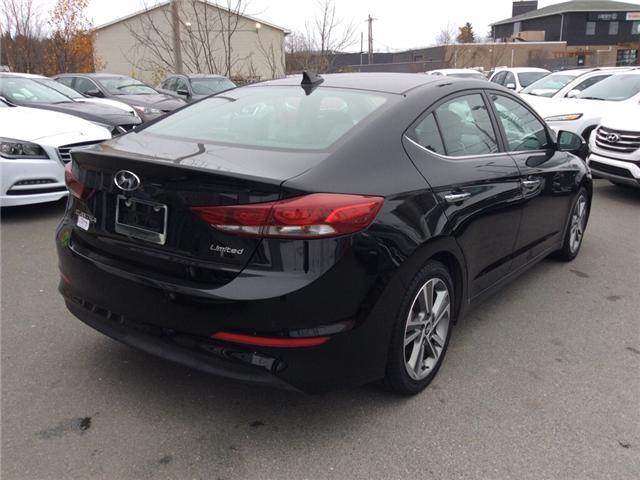 2017 Hyundai Elantra GLS (Stk: 16293A) in Dartmouth - Image 7 of 22