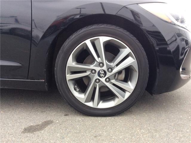 2017 Hyundai Elantra GLS (Stk: 16293A) in Dartmouth - Image 9 of 22
