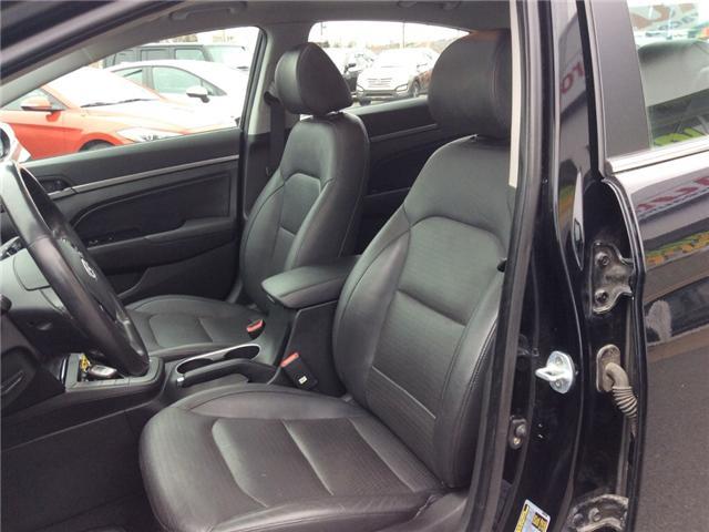 2017 Hyundai Elantra GLS (Stk: 16293A) in Dartmouth - Image 11 of 22
