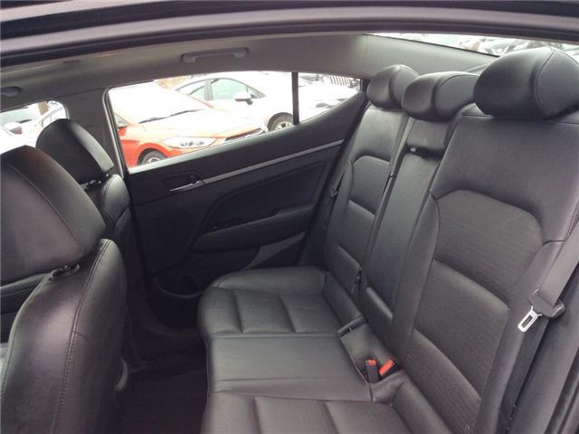 2017 Hyundai Elantra GLS (Stk: 16293A) in Dartmouth - Image 13 of 22
