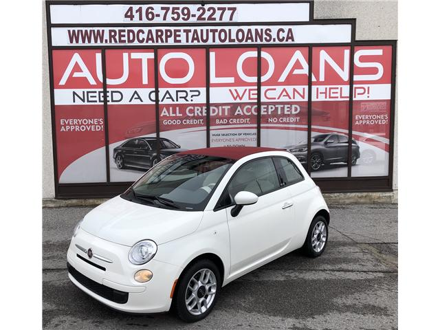 2013 Fiat 500C Pop (Stk: 678242) in Toronto - Image 1 of 12
