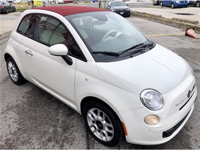2013 Fiat 500C Pop (Stk: 678242) in Toronto - Image 2 of 12