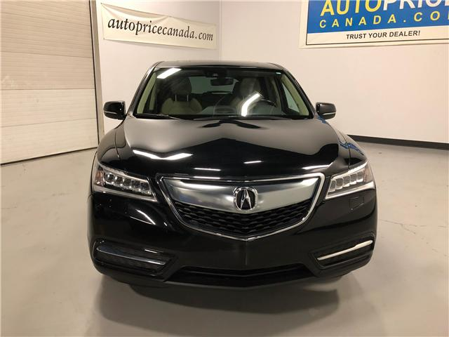 2016 Acura MDX Navigation Package (Stk: B9939) in Mississauga - Image 2 of 30