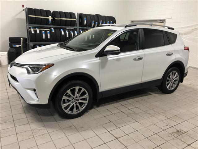 2018 Toyota RAV4 Limited (Stk: 19084A) in Steinbach - Image 1 of 8