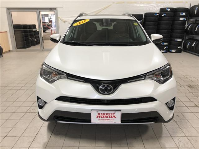2018 Toyota RAV4 Limited (Stk: 19084A) in Steinbach - Image 2 of 8