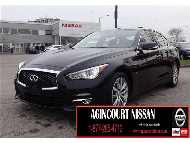 2015 Infiniti Q50  (Stk: JW351706A) in Scarborough - Image 1 of 27