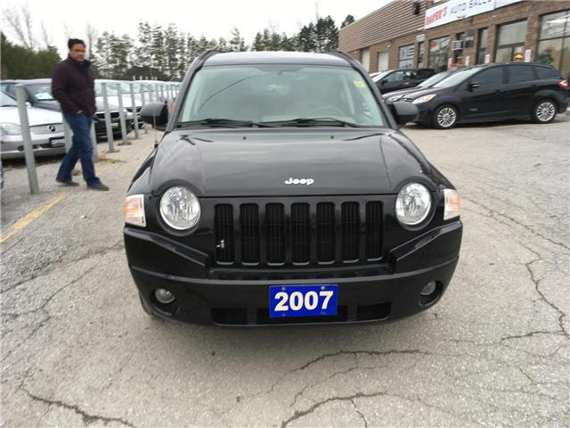 2007 Jeep Compass Sport 4WD (Stk: P3575) in Newmarket - Image 1 of 19