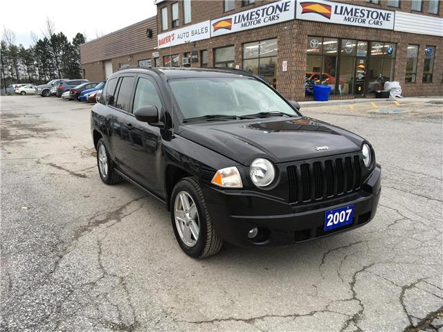 2007 Jeep Compass Sport 4WD (Stk: P3575) in Newmarket - Image 2 of 19