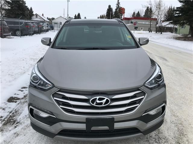 2017 Hyundai Santa Fe Sport 2.0T SE (Stk: U18-80) in Nipawin - Image 2 of 21