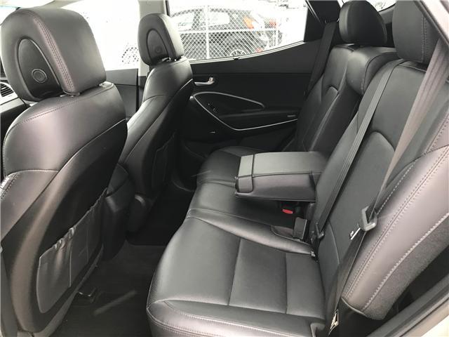 2017 Hyundai Santa Fe Sport 2.0T SE (Stk: U18-80) in Nipawin - Image 6 of 21