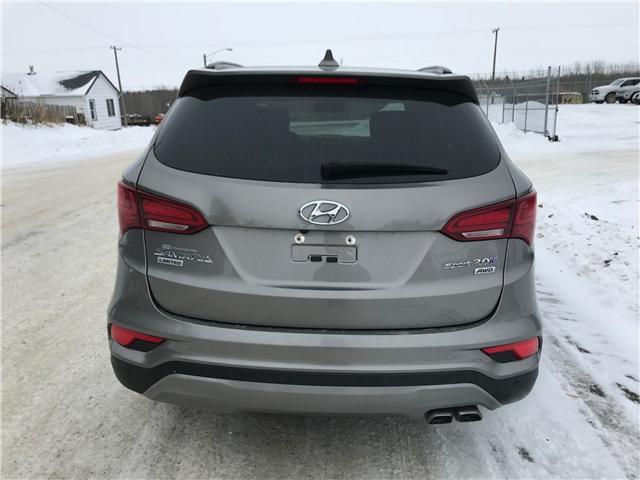 2017 Hyundai Santa Fe Sport 2.0T SE (Stk: U18-80) in Nipawin - Image 17 of 21