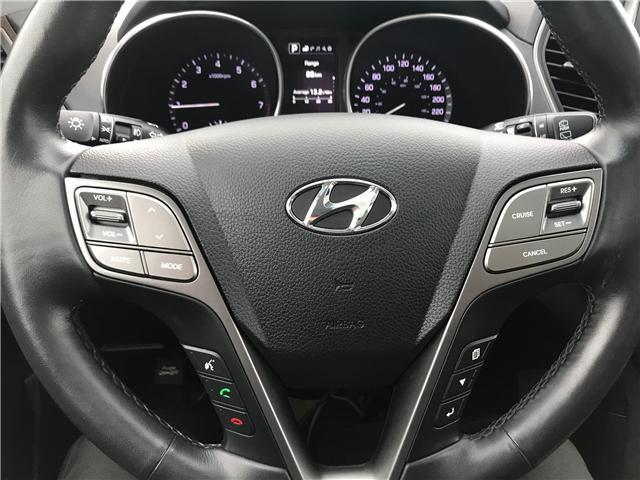 2017 Hyundai Santa Fe Sport 2.0T SE (Stk: U18-80) in Nipawin - Image 10 of 21
