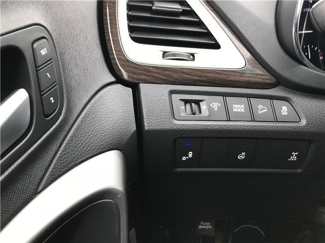 2017 Hyundai Santa Fe Sport 2.0T SE (Stk: U18-80) in Nipawin - Image 12 of 21