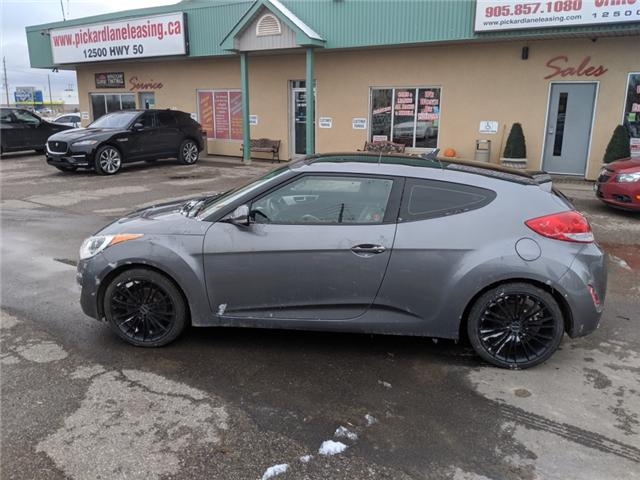2014 Hyundai Veloster Tech (Stk: ) in Bolton - Image 2 of 25