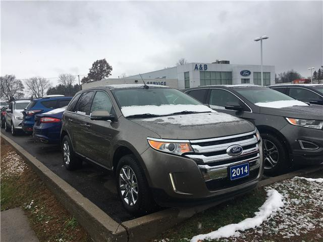 2014 Ford Edge Limited (Stk: 18516A) in Perth - Image 2 of 9