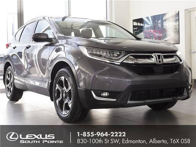 2017 Honda CR-V Touring (Stk: L900025A) in Edmonton - Image 1 of 19