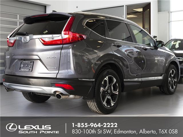 2017 Honda CR-V Touring (Stk: L900025A) in Edmonton - Image 4 of 19