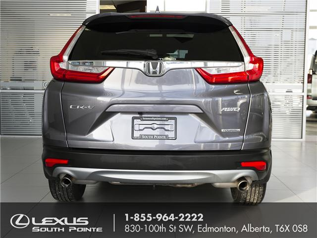 2017 Honda CR-V Touring (Stk: L900025A) in Edmonton - Image 5 of 19