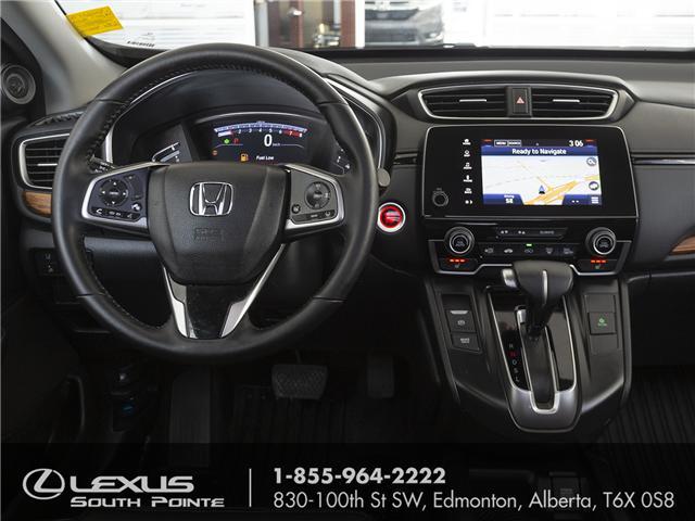 2017 Honda CR-V Touring (Stk: L900025A) in Edmonton - Image 11 of 19