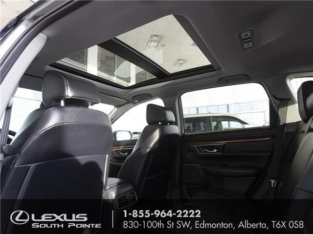 2017 Honda CR-V Touring (Stk: L900025A) in Edmonton - Image 16 of 19