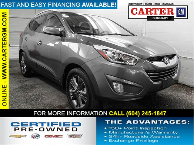 2015 Hyundai Tucson Limited (Stk: P9-56580) in Burnaby - Image 1 of 22