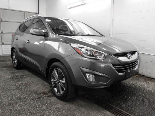2015 Hyundai Tucson Limited (Stk: P9-56580) in Burnaby - Image 2 of 22