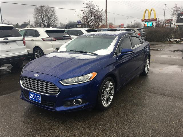 2013 Ford Fusion SE (Stk: A5951RA) in Perth - Image 1 of 9