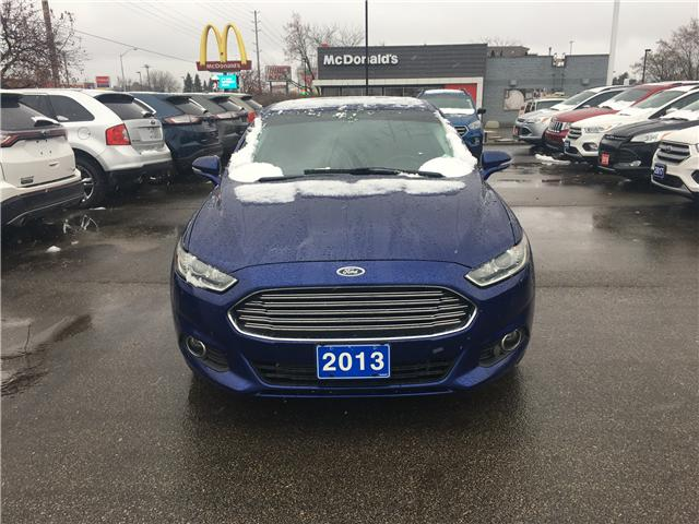 2013 Ford Fusion SE (Stk: A5951RA) in Perth - Image 2 of 9