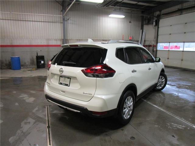 2018 Nissan Rogue SV (Stk: F170443) in Regina - Image 4 of 34