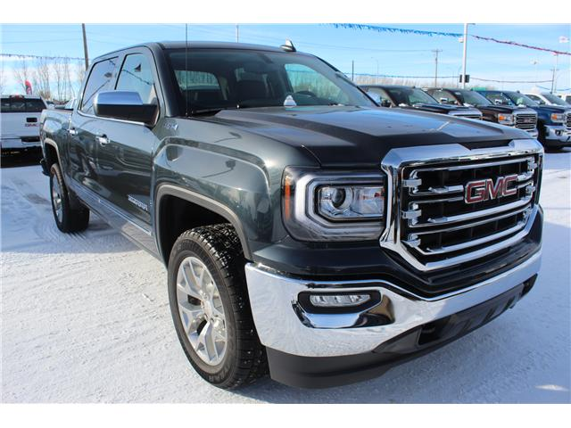 2018 GMC Sierra 1500 SLT (Stk: 168724) in Medicine Hat - Image 1 of 17
