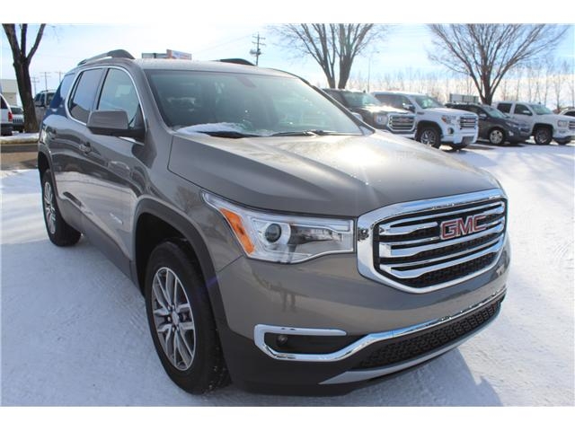 2019 GMC Acadia SLE-2 (Stk: 169698) in Medicine Hat - Image 1 of 7