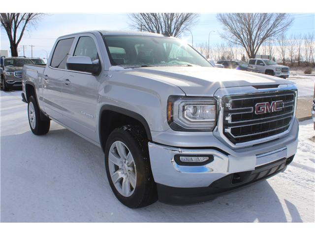 2018 GMC Sierra 1500 SLE (Stk: 169500) in Medicine Hat - Image 1 of 7