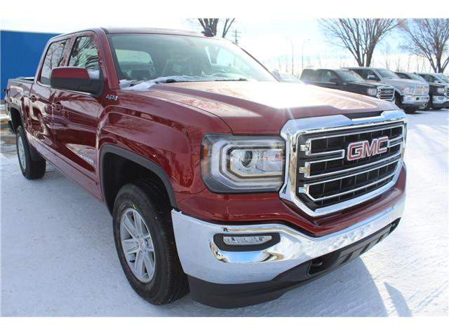 2018 GMC Sierra 1500 SLE (Stk: 169564) in Medicine Hat - Image 1 of 4