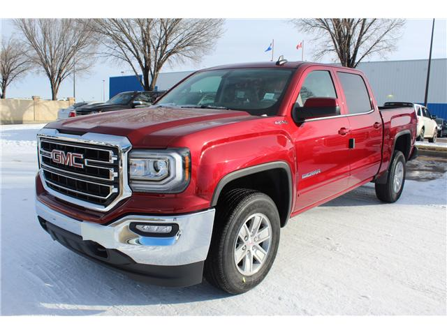 2018 GMC Sierra 1500 SLE (Stk: 169564) in Medicine Hat - Image 3 of 4