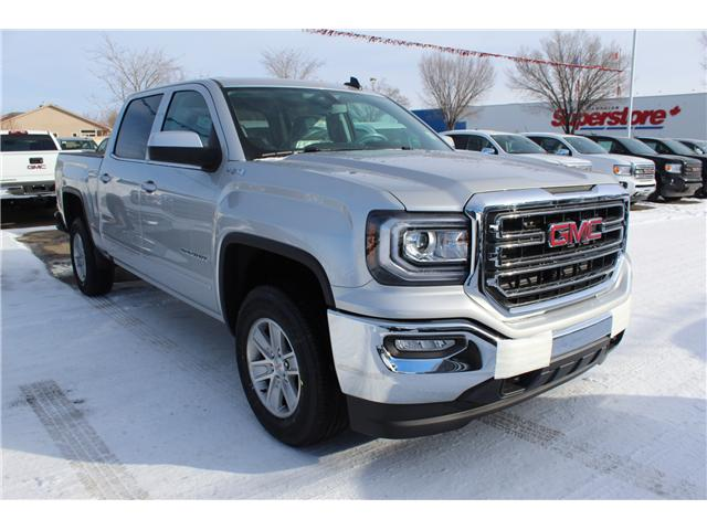 2018 GMC Sierra 1500 SLE (Stk: 169558) in Medicine Hat - Image 1 of 4