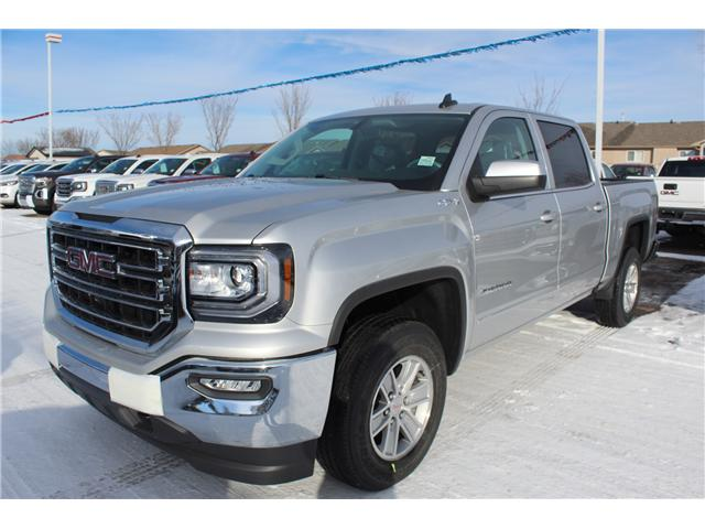 2018 GMC Sierra 1500 SLE (Stk: 169558) in Medicine Hat - Image 2 of 4