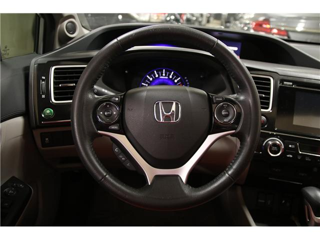 2015 Honda Civic EX (Stk: I19150A) in Toronto - Image 12 of 28