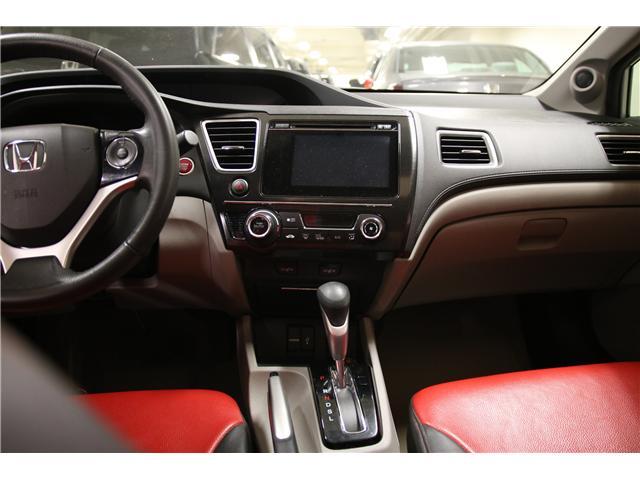 2015 Honda Civic EX (Stk: I19150A) in Toronto - Image 17 of 28