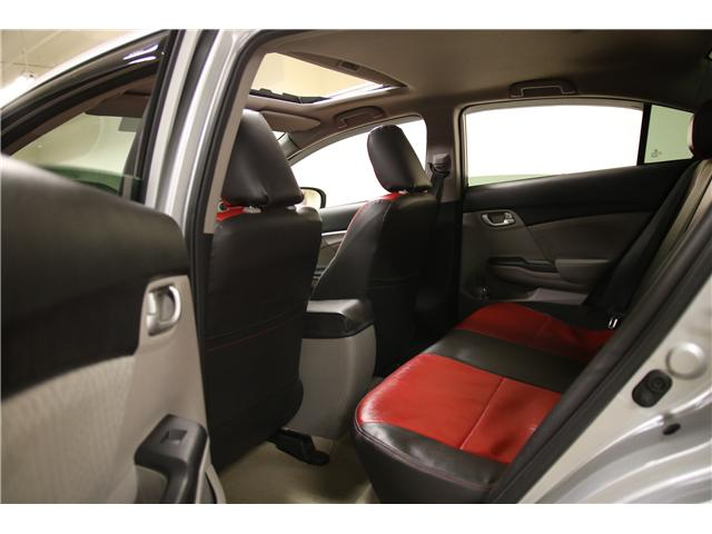 2015 Honda Civic EX (Stk: I19150A) in Toronto - Image 23 of 28