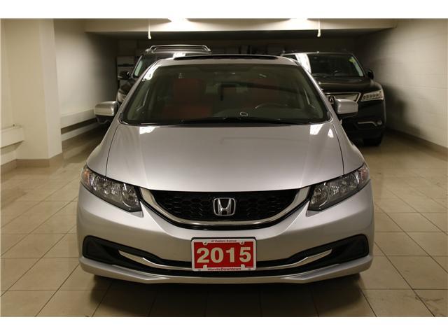 2015 Honda Civic EX (Stk: I19150A) in Toronto - Image 8 of 28