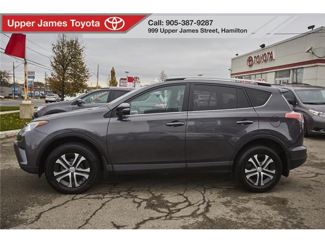 2017 Toyota RAV4 LE (Stk: 75424) in Hamilton - Image 2 of 18