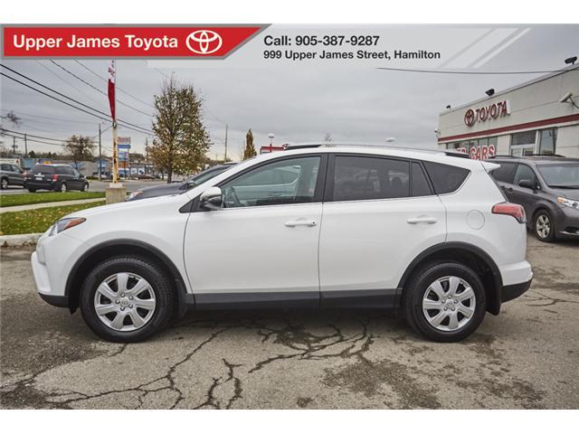 2017 Toyota RAV4 LE (Stk: 75426) in Hamilton - Image 2 of 17