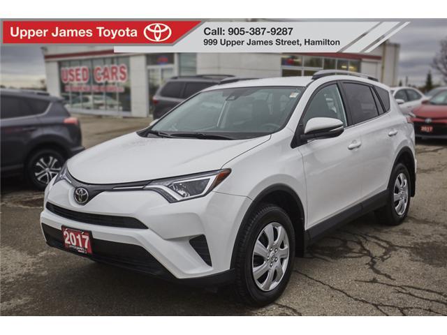 2017 Toyota RAV4 LE (Stk: 75426) in Hamilton - Image 1 of 17