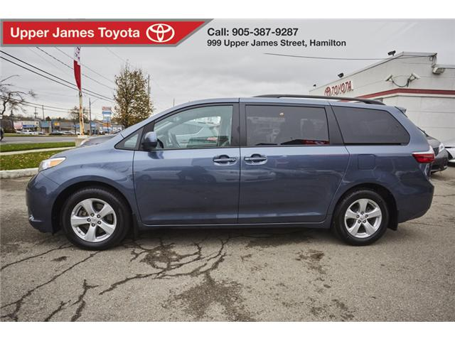 2017 Toyota Sienna LE 8 Passenger (Stk: 75315) in Hamilton - Image 2 of 17