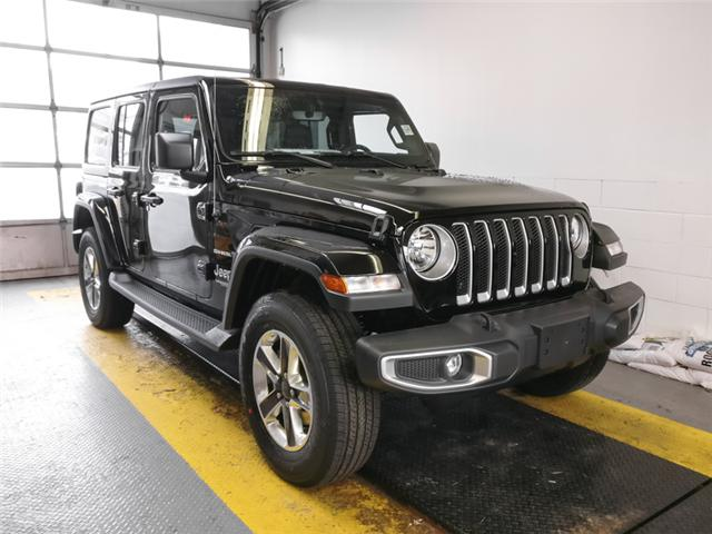 2018 Jeep Wrangler Unlimited Sahara (Stk: Y508180) in Burnaby - Image 2 of 12