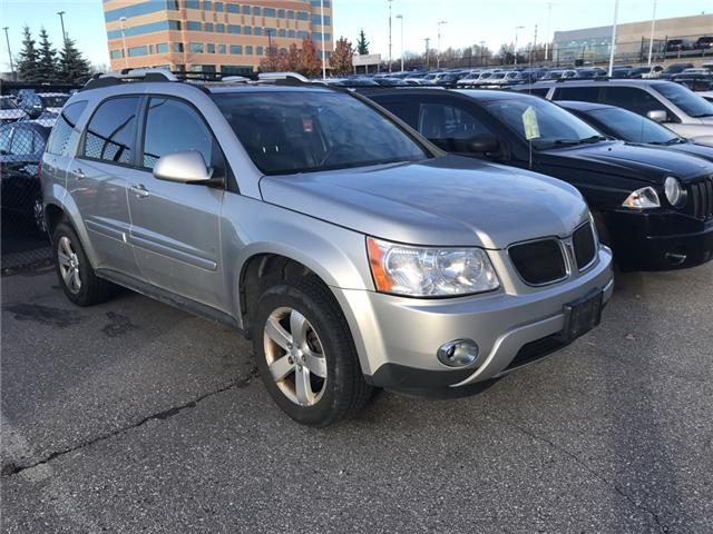 2008 Pontiac Torrent Base (Stk: T977A) in Ajax - Image 1 of 3
