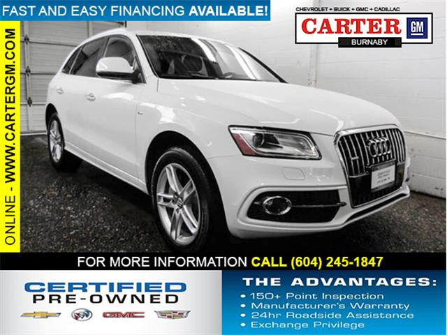 2015 Audi Q5 3.0 TDI Progressiv (Stk: 88-22241) in Burnaby - Image 1 of 25