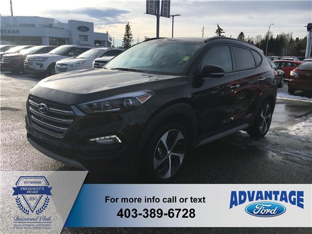 2017 Hyundai Tucson SE (Stk: 5342) in Calgary - Image 1 of 19
